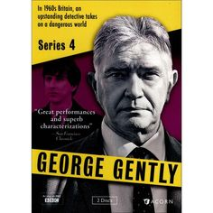 George Gently: Series 4 [2 Discs]