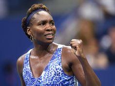 Result: Venus Williams into round three at US Open