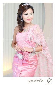 Beauty Around The World, Khmer Wedding, Wedding Costumes, Lace Corset, Traditional Wedding, Formal Dresses, Wedding Dresses, Cambodia, Groom