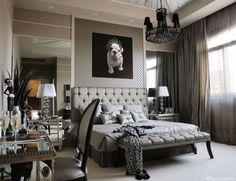Tones of Grey Bedroom - Feminine yet masculine