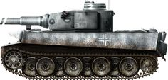 PanzerVI Tiger early production, Tiger Panzerbefehlswagen Ausf. H-1, used by Pz.Abt.501, Leningrad sector, September 1942.