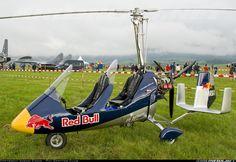 Red Bull MT-03 Autogyro