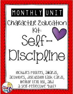 importance of discipline in school