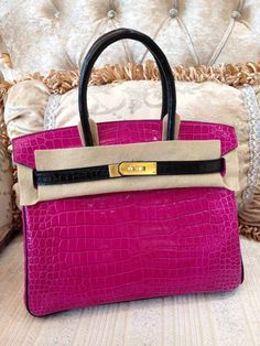 birkin bag price - Ravishingly Gorgeous Hermes Birkin 25CM Matte Niloticus Alligator ...
