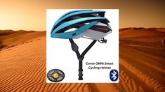 Coros OMNI Smart Cycling Helmet Cycling Helmet, Your Music, Stars, Choirs, Bicycle Helmet, Sterne, Star