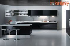 Modular kitchens are now becoming more necessity in every house. Modular kitchens are well planned for efficient space utilization and yet it looks modern and stylish. Modular Kitchen has lot of storage space even in the smallest kitchen areas. Fantasy Kitchens.