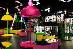 Monki store design by Electric Dreams   We Heart; Lifestyle & Design Magazine