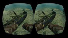 A pretty sweet game. Oculus+Unity