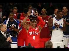 Best of Phantom  Russell Westbrook s All-Star MVP Performance bc2d05b6a