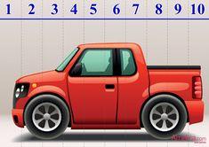 Математические пазлы для детей 2, 3, 4, 5 лет для изучения цифр, счета, пазлы для детей скачать бесплатно, красочные пазлы понравятся и мальчикам и девочкам