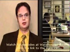 Dwight's perfect crime - YouTube