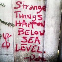 Graffiti around New Orleans