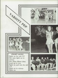 Find yearbook pictures from the 1980 Castle Park High School yearbook for free, or buy a reprint. Recapture your memories, share with your family, and reconnect with your classmates. Old Yearbooks, Fight Song, Yearbook Pictures, High School Yearbook, Alma Mater, Looking Up, Cheerleading, Castle, Polaroid Film