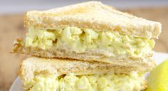 This easy Classic Egg Salad Recipe is a creamy, cool delight that's great for sandwiches for an easy lunch or dinner.