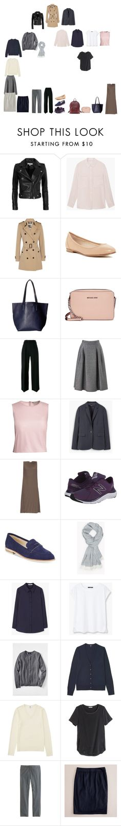 """Ksenia - basics - spring-summer"" by white-witch on Polyvore featuring мода, IRO, MANGO, Burberry, Via Spiga, Marc Jacobs, Michael Kors, Neil Barrett, Phase Eight и Canvas by Lands' End"