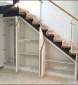 Awesome Cool Ideas To Make Storage Under Stairs 1 Basement Stai. Awesome Cool Ideas To Make Storage Under Stairs 1 Basement Stairs Awesome basementremodel cool ideas Stairs storage Staircase Storage, Stair Storage, Kids Storage, Kitchen Storage, Storage Ideas, Diy Understairs Storage, Cheap Basement Ideas, Stair Renovation, Stair Makeover