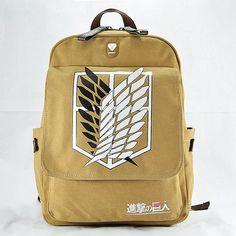 Attack on Titan Mochila Backpack