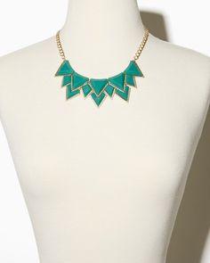 Breakout Bib Statement Necklace | Necklaces | charming charlie
