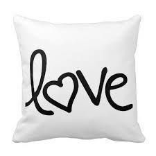 Resultado de imagen para almohadas de amor