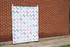 Fractal Quilt by Jeni Baker, via Flickr