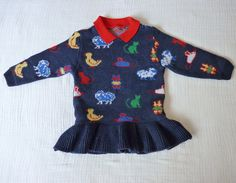 Sweater dress 18 months. Marks and Spencer, $18.00