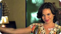 Lana Parrilla - Julia Suarez Covert Affairs