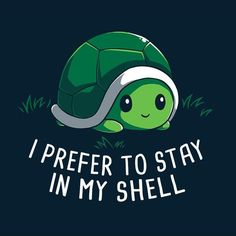 Stay In My Shell