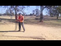 Mr. M's Disc Golf Tips for Lefties - Driving Basics