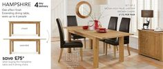 Dining Room Furniture - Page 14