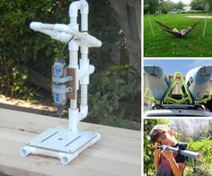 Here are 50 projects that'll inspire you to pick up some PVC pipe and get making.You'll find everything from practical creations, like…