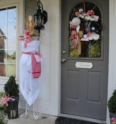 Great bridal tea or house warming idea!