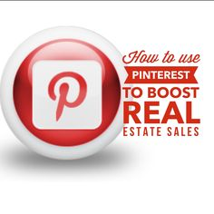 USE PINTEREST TO BOOST YOUR REAL ESTATE SALES!!! it's relevant! it's crucial! it works!  ---> Showcase your listings ---> Turn a share into a viral share ---> Increase business & traffic  ---> FREE advertising for your business ---> Pinterest is the top channel for iPads ---> 70 million members ---> Average Pinterest user makes over $100k per year  SOCIAL MEDIA  setup - network growth - management - training  FREE CONSULTATION - 650.209.0008 / info@ibamnre.com