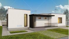 CAMPINA este proiectul ideal pentru o familie tanara si moderna, ce apreciaza stilul de viata dinamic, insa intr-un ambient relaxant. Tratarea functionala a suprafetelor, liniile fatadelor si contrastul materialelor contribuie la imaginea arhitecturala contemporana a casei. Volumetria sobra este imbogatita estetic de porticul intrarii principale, care se poate extinde si amenaja, adaugandu-se astfel un spatiu recreational.  Proiectul poate fi personalizat conform dorintelor tale.