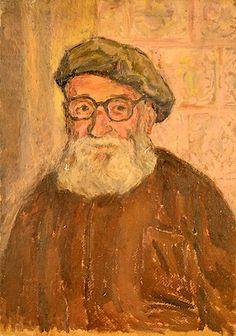 Iosif Steurer (1885-1971) – AUTOPORTRET