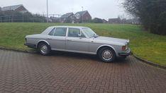 eBay: Silver Rolls Royce Silver Spirit - 1982