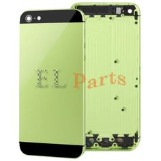 Apple iPhone 5 Full Housing Alloy Replacement Back  Cover(Green) http://www.laimarket.com/apple-iphone-5-full-housing-alloy-replacement-back-covergreen-p-3437.html
