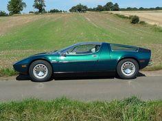 Maserati Bora <3