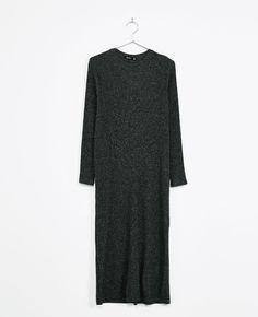 Une robe droite
