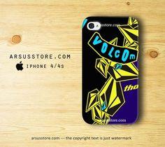 Thor Volcom Flux Motocross Mx Rally iPhone 4 4s Case | Dalmanaz - Accessories on ArtFire