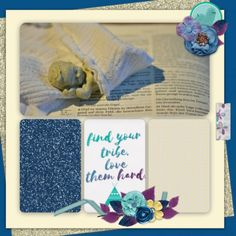 GingerScraps- The Friendliest Place in DigiScrap Land! Word Art, Tuesday, Finding Yourself, Layout, Peace, Kit, Amazing, Creative, Design