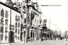 Shanghai, Nanking Road
