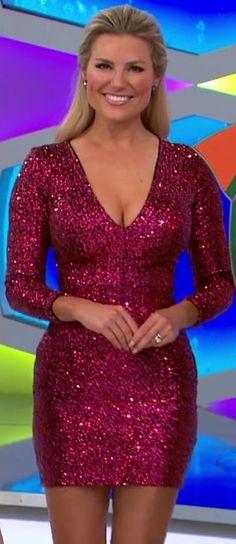 Beautiful Rachel Reynolds. Air date 10/26/17