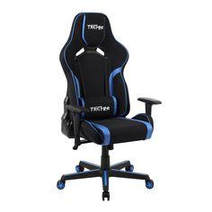 TSF71 Blue Echo Series Gaming Chair