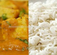 Paneer Makhani with Steamed Basmati Rice  100% Natural No preservatives No added color & flavor  No refrigeration required Shelf Stable for one year minimum Heat and serve  Perfect for Late Night Dinners Lunches Travel Dormitories/Schools Camping Anytime Home Cooking