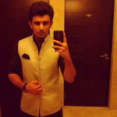 Indian traditional nehru jacket with pathani.