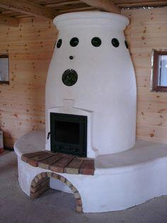 Kemencék, népi kályhák Stoves, Cottages, Wood, Houses, Country, Design, Homes, Cabins, Skillets
