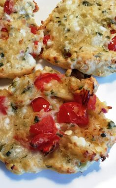 Hüttenkäse-Kräuter-Taler I Foods, Cauliflower, Food And Drink, Snacks, Vegetables, Eat, Recipes, Diabetes, Friends
