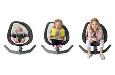 nuna leaf chair review-I love baby products that grow with kids and can be used for many children
