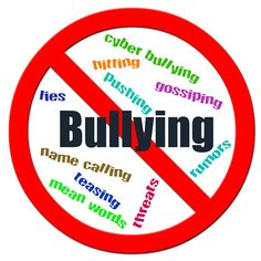 Anti Bullying | Anti-bullying sign and envelope hung in every classroom for students ...