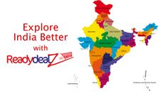 Want to explore India? Come at Ready Deals.